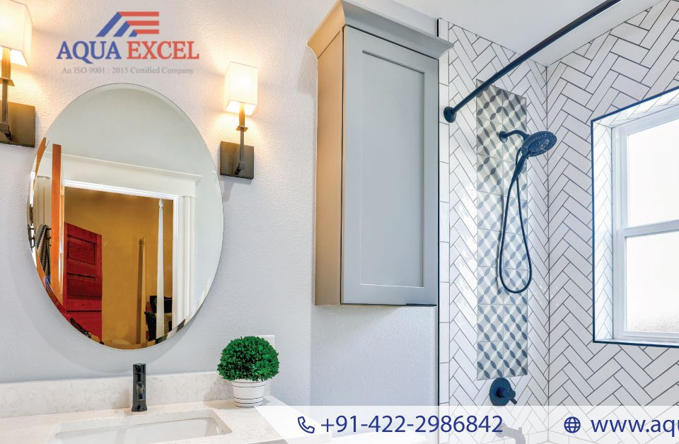 Mirror cabinet bathroom